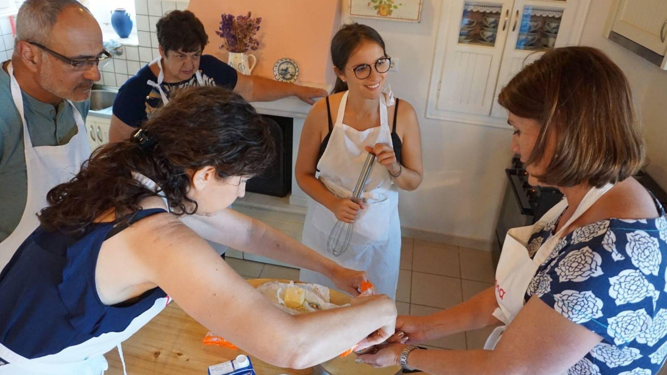 naxos cooking