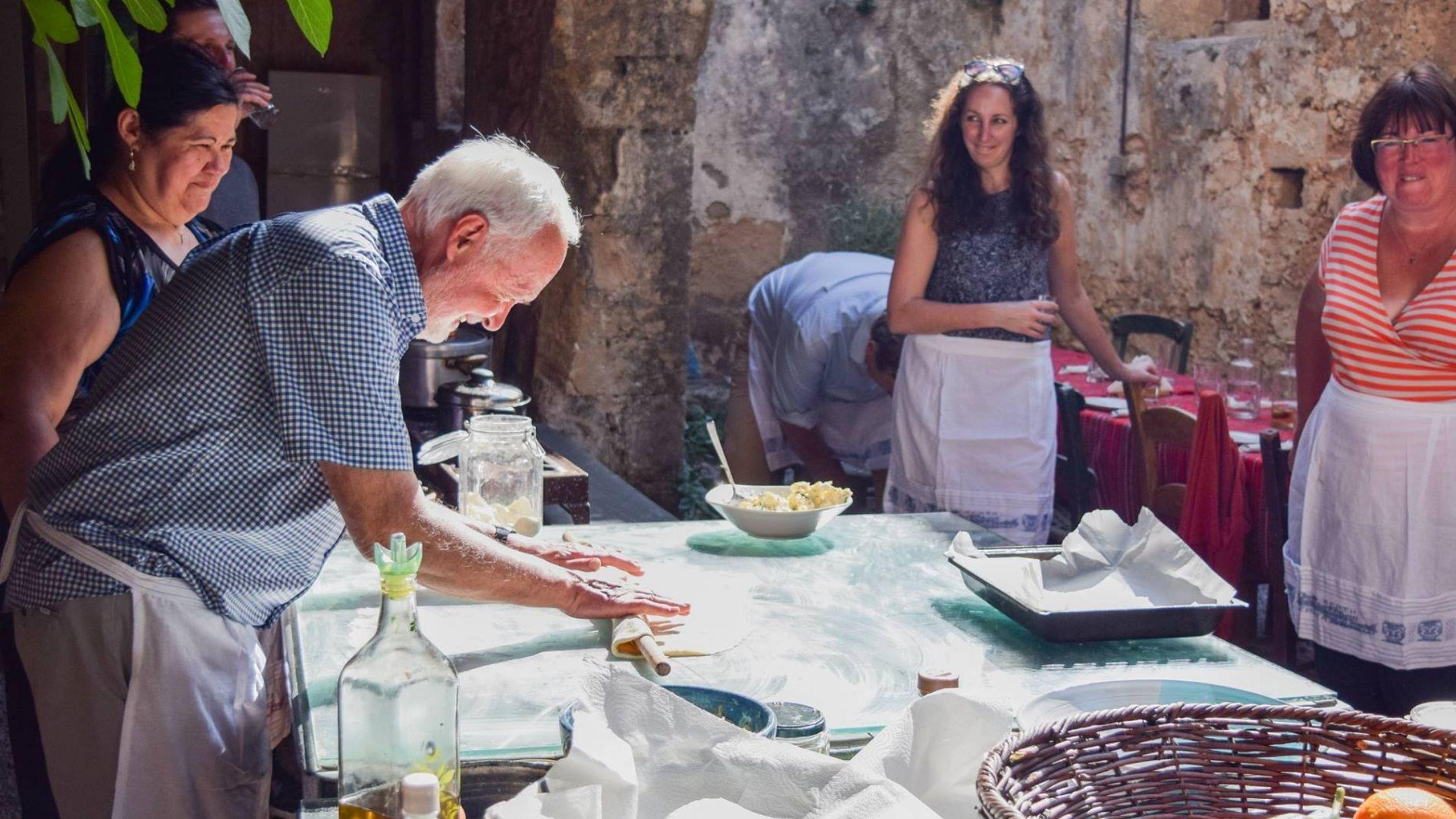 crete cooking