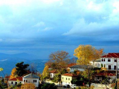 Pelion in Greece